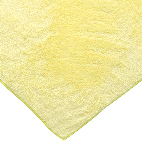 Mammoth Microfibre MM-FCT Furry Canary-Extra Soft Microfiber Buffing Towel, Yellow from Mammoth Microfibre