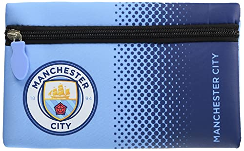 Man City Fade Design Pencil Case New Crest from Manchester City FC