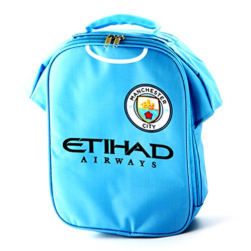Manchester City Kit Lunchbag Kids Adults from Manchester City F.C.