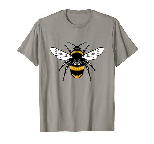 Manchester Bee product Worker Bee Symbol Made In MCR T-Shirt from Manchester designs