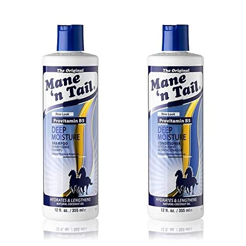 Mane 'n Tail Deep Moisturizing Shampoo and Conditioner from Mane 'n Tail