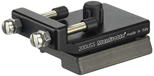 Manfrotto 200USS Universal Anti Twist Release Plate For Use With Spotting Scopes from Manfrotto