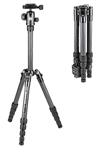 Manfrotto Element Small Traveller Tripod with Ball Head - Carbon Fibre from Manfrotto
