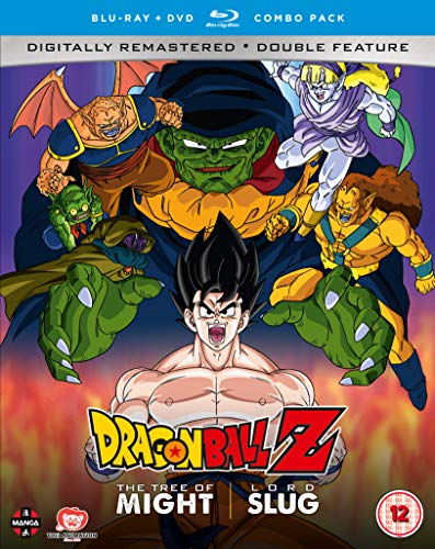 Dragon Ball Z Movie Collection Two: The Tree of Might/Lord Slug - DVD/Blu-ray Combo from Manga Entertainment