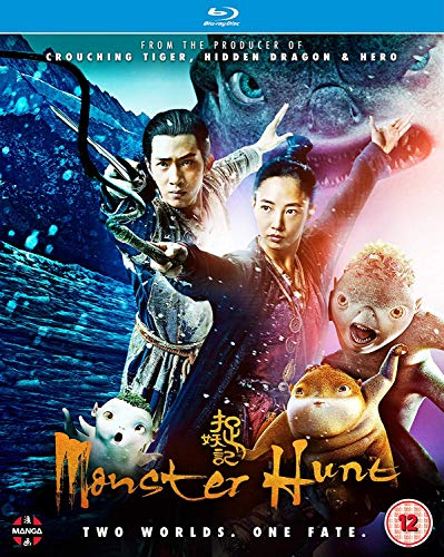 Monster Hunt [Blu-ray] from Manga Entertainment