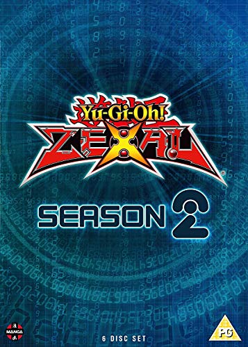 Yu-Gi-Oh! Zexal Season 2 Complete Collection (Episodes 50-98) [DVD] from Manga Entertainment