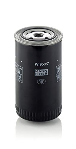 MANN-FILTER W 950/7 Oil Filter, for transporters trucks and Utility Vehicles from Mann Filter
