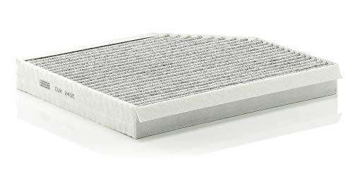 MANN-FILTER CUK 2450 Cabin Air Filter, Pollen filter with activated carbon for Cars from Mann Filter