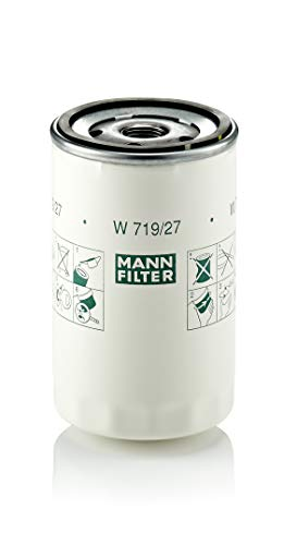 MANN-FILTER W 719/27 Oil Filter, for Cars and Utility Vehicles from Mann Filter