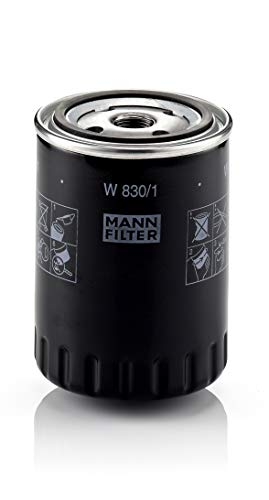 MANN-FILTER W 830/1 Oil Filter, for Cars and Utility Vehicles from Mann Filter