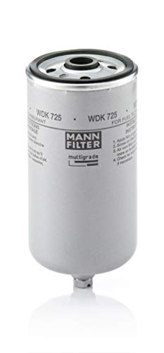 Original MANN-FILTER Fuel filter WDK 725 – For Trucks, Buses and Utility Vehicles from MANN-FILTER