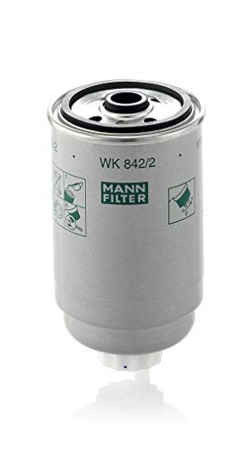 MANN-FILTER WK 842/2 Fuel Filter, for Cars, trucks, buses and Utility Vehicles from Mann Filter