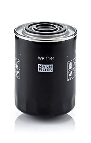 MANN-Filter Original Oil Filter WP 1144 – For Transporters, LKW, Busses and Utility Vehicles from MANN-FILTER