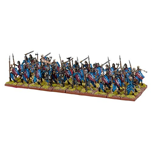 Mantic Games MGKWU44-1 Skeleton Horde Play Set, Multi-Colour from Mantic Games