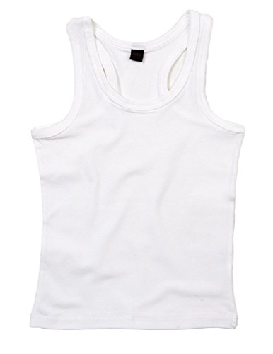 Humbugz Kids Tank Top Vest White from Mantis