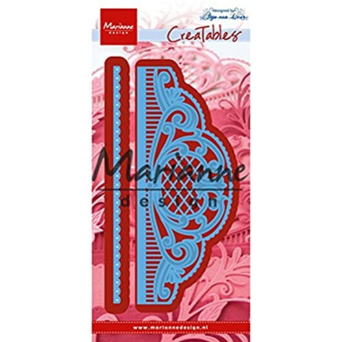 Marianne Design 1 x Creatables Anja's Border Die, Blue, Large from Marianne Design