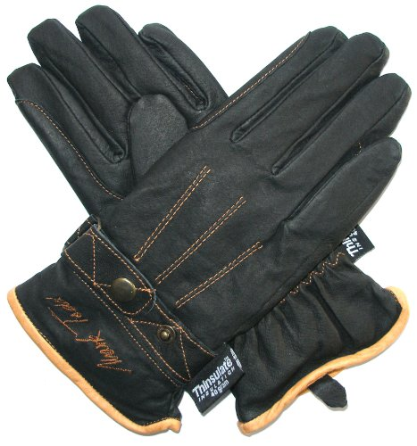 Mark Todd Unisex's Toddy Winter Gloves, Black, X-Small from Mark Todd