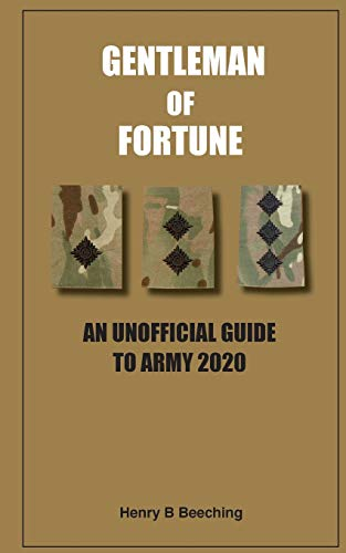Gentleman of Fortune: An Unofficial Guide to Army 2020 from Martial Tutelage