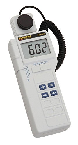 Martindale MARLM92 Lux Meter from Martindale