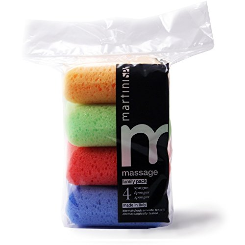 MartiniSPA Massage Color Squares Soft Family Size - 37 g from MartiniSPA Massage Color