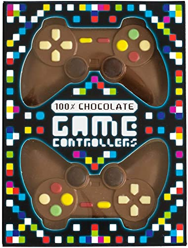 Chocolate Game Controller - Double Chocolate Controller Pack from Martins Chocolatier