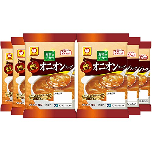 Maruchan Onion Soup 5 Packs × 6 Japan from Maruchan