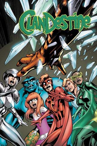 Clandestine: Family Ties from Marvel Comics