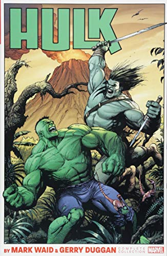 Hulk by Mark Waid & Gerry Duggan: The Complete Collection from Marvel Comics