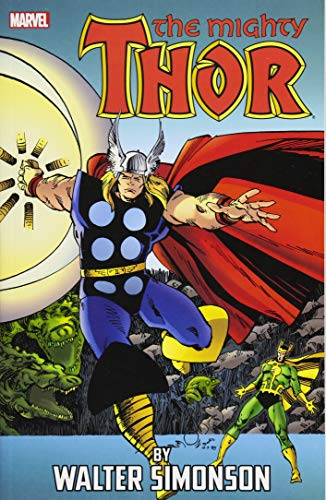 Thor by Walt Simonson Vol. 4 (Mighty Thor) from Marvel Comics