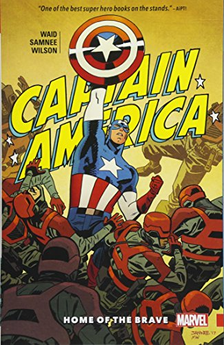 Captain America by Waid & Samnee: Home of the Brave (Captain America by Mark Waid (2017)) from Marvel Comics