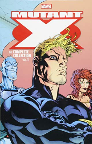 Mutant X: The Complete Collection Vol. 1 from Marvel Comics