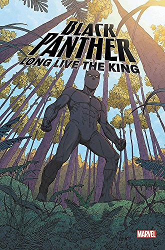 Black Panther: Long Live the King from Marvel Comics