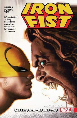 Iron Fist Vol. 2: Sabretooth - Round Two from Marvel Comics