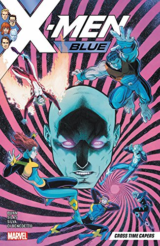 X-Men Blue Vol. 3: Cross Time Capers from Marvel Comics