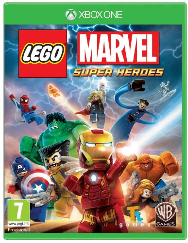 LEGO Marvel Super Heroes (Xbox One) from Marvel