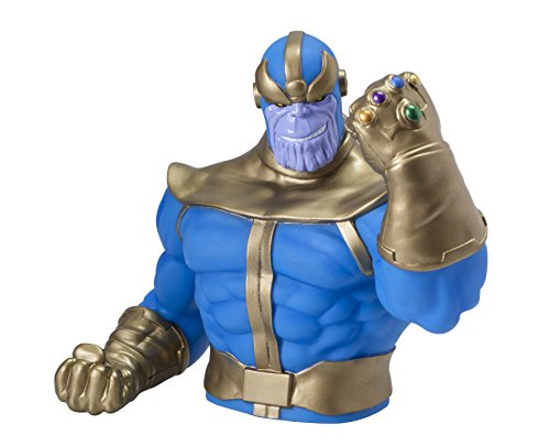 Marvel Bust Bank Thanos Action Figures from Marvel