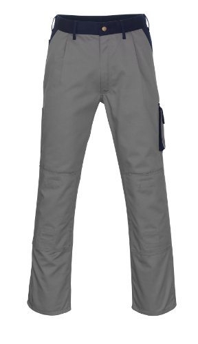 "Mascot 00979-430-881-90C68 Size L90cm/C68 ""Torino"" Trousers - Anthracite/Marine Blue from Mascot"