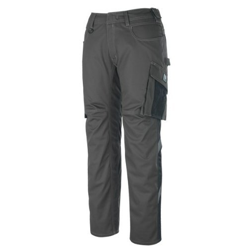 "Mascot 12579-442-1809-90C56 Size L90cm/C56 ""Oldenburg"" Trousers - Dark Anthracite/Black from Mascot"
