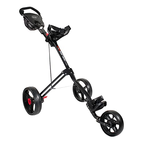 Masters 5 Series 3 Wheel Cart - Black from Masters