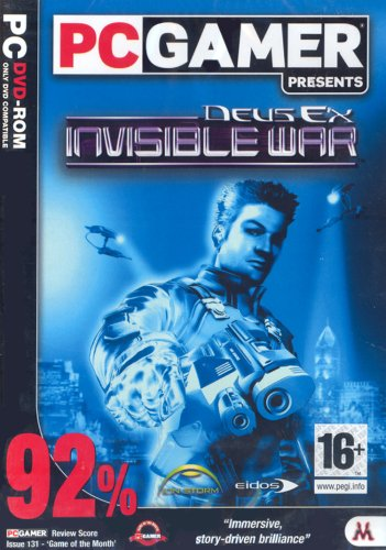 Deus Ex: Invisible War (PC Gamer) (PC) from Mastertronic
