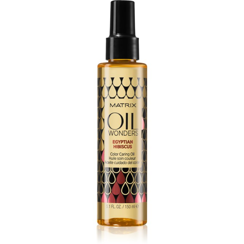 Matrix Oil Wonders Egyptian Hibiscus Skin Care Oil For Color Protection 150 ml from Matrix