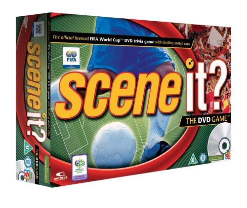 FIFA Scene It? DVD Game from Mattel