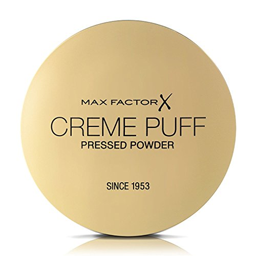 2 x Max Factor Creme Puff Face Powder 21g New & Sealed - 13 Nouveau Beige from Max Factor