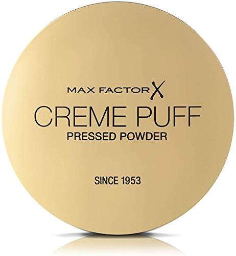 3 x Max Factor Creme Puff Face Powder 21g New & Sealed - 50 Natural from Max Factor
