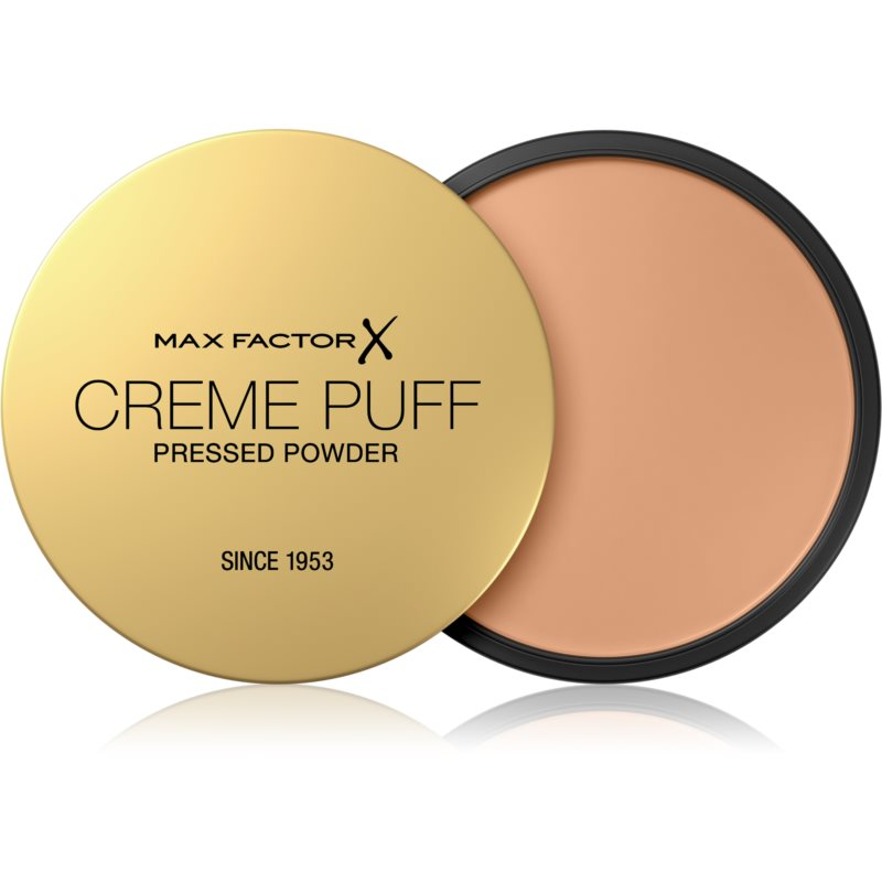 Max Factor Creme Puff Powder for All Skin Types Shade 55 Candle Glow  21 g from Max Factor