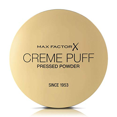 Max Factor Cream Puff Pressed Compact Powder, 21 g, 81 Truly Fair from Max Factor