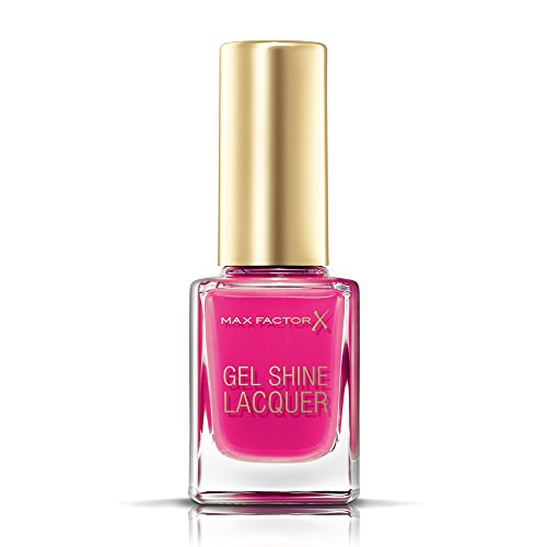 Max Factor Gel Shine Lacquer Nail Polish, 11 ml, 30 Twinkling Pink from Max Factor