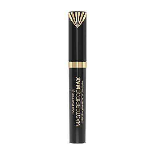 Max Factor Masterpiece Max High Volume & Definition Mascara - 1 Black from Max Factor