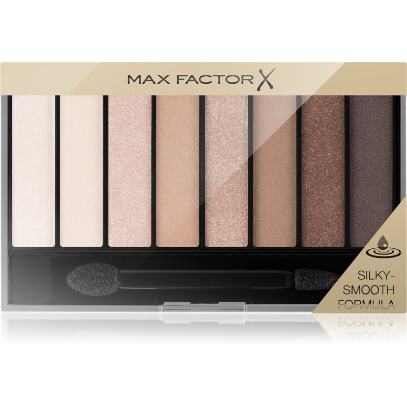 Max Factor Masterpiece Nude Palette Eyeshadow Palette Shade 01 Cappuccino Nudes 6.5 g from Max Factor