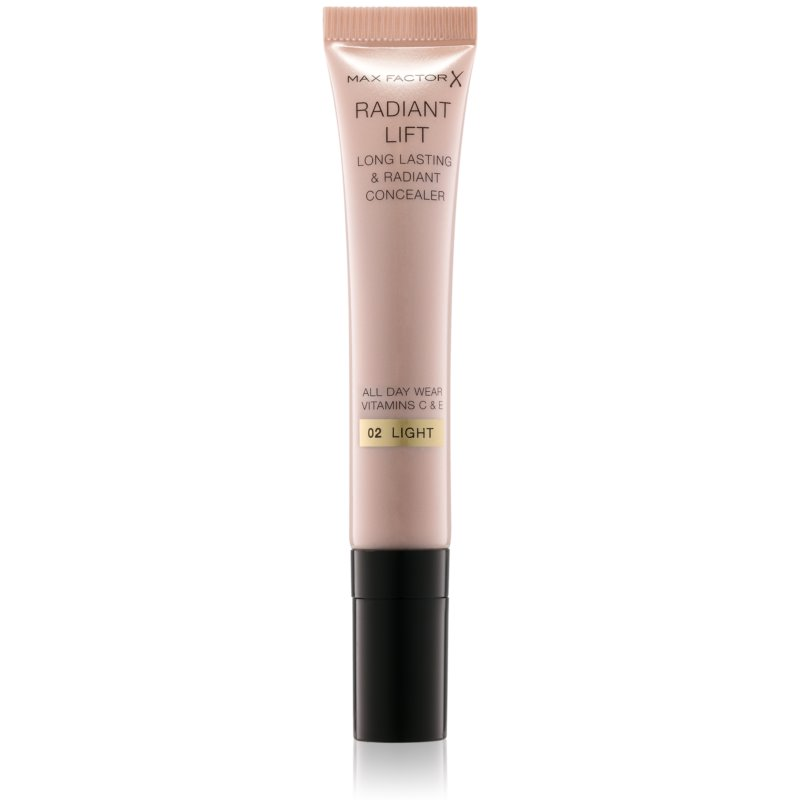 Max Factor Radiant Lift Illuminating Concealer Shade 02 Light 7 ml from Max Factor